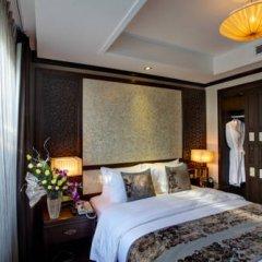 Golden Lotus Luxury Hotel 3* Номер Делюкс с различными типами кроватей фото 6