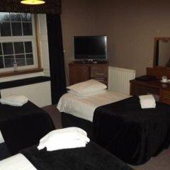 Glazert Country House Hotel 3* Стандартный семейный номер с различными типами кроватей фото 9