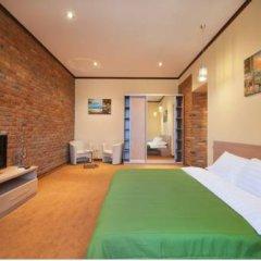 Geneva Apart Hotel 3* Люкс с различными типами кроватей фото 12
