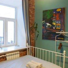 Хостел Давыдов Стандартный номер с двуспальной кроватью (общая ванная комната) фото 6