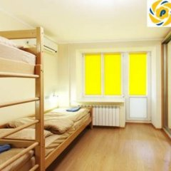 Petrani Хостел Кровать в общем номере с двухъярусной кроватью фото 11