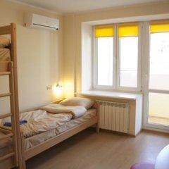 Petrani Хостел Кровать в общем номере с двухъярусной кроватью фото 6