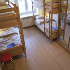 Petrani Хостел Кровать в общем номере с двухъярусной кроватью фото 4