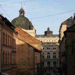 Гостиница Rent In Lviv Center 1 Апартаменты с разными типами кроватей фото 14