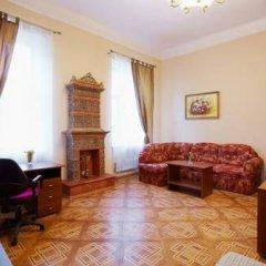 Гостиница Rent In Lviv Center 1 Апартаменты с разными типами кроватей фото 3