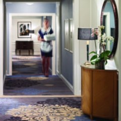 Four Seasons Hotel Prague 5* Номер Модерн с различными типами кроватей фото 10