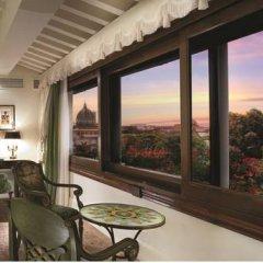 Four Seasons Hotel Firenze 5* Люкс с различными типами кроватей фото 18