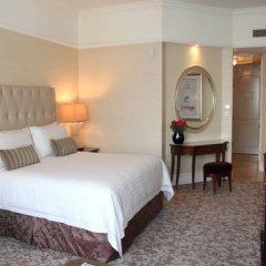 Four Seasons Hotel Singapore 5* Номер Делюкс с различными типами кроватей фото 8