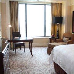 Four Seasons Hotel Singapore 5* Номер Делюкс с различными типами кроватей фото 7
