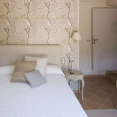 Отель Mas Dalia Улучшенный номер с различными типами кроватей