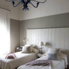 Отель Mas Dalia Улучшенный номер с 2 отдельными кроватями