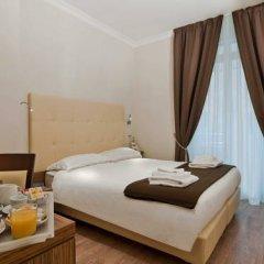 Hotel Roma Vaticano 2* Стандартный номер с различными типами кроватей