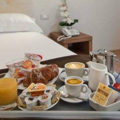 Hotel Roma Vaticano 2* Стандартный номер с различными типами кроватей фото 8