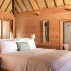Отель Four Seasons Resort Bora Bora 5* Бунгало с различными типами кроватей фото 23