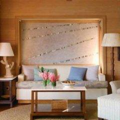 Отель Four Seasons Resort Bora Bora 5* Бунгало с различными типами кроватей фото 16