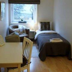 Отель Ellingsens Pensjonat 3* Стандартный номер с различными типами кроватей (общая ванная комната) фото 3