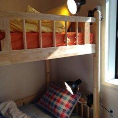Отель Yooginong Guesthouse Кровать в общем номере с двухъярусной кроватью
