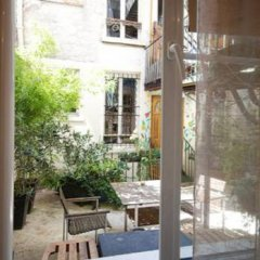 Отель Studios Paris Appartement Picasso Студия с различными типами кроватей фото 3