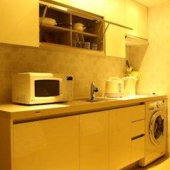 Отель GV Residence 2* Студия с различными типами кроватей фото 2
