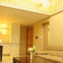 Отель GV Residence 2* Люкс с различными типами кроватей фото 3