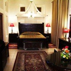 Отель Barjeel Heritage Guest House 4* Номер Делюкс с различными типами кроватей