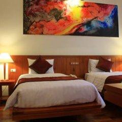 Отель The Earth Villa 3* Улучшенный номер с различными типами кроватей