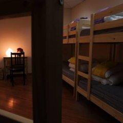 Hostel Rusland Ufa Кровать в женском общем номере двухъярусные кровати