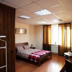 Hostel Rusland Ufa Улучшенный номер разные типы кроватей фото 5