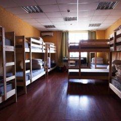 Hostel Rusland Ufa Кровать в общем номере двухъярусные кровати фото 4