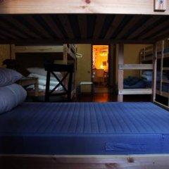 Hostel Rusland Ufa Кровать в общем номере двухъярусные кровати фото 7