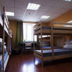 Hostel Rusland Ufa Кровать в общем номере двухъярусные кровати фото 6
