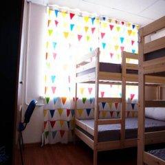 Hostel Rusland Ufa Кровать в общем номере двухъярусные кровати фото 16