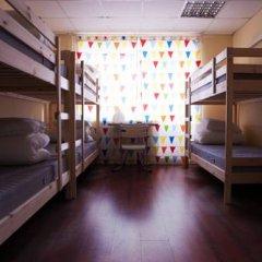 Hostel Rusland Ufa Кровать в общем номере двухъярусные кровати фото 11
