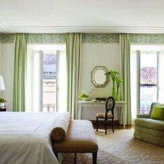 Four Seasons Hotel Milano 5* Люкс с различными типами кроватей фото 5