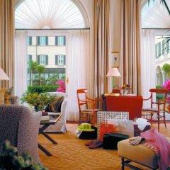 Four Seasons Hotel Milano 5* Полулюкс с различными типами кроватей фото 3