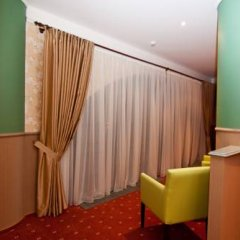 Гостиница Road Star Улучшенный номер разные типы кроватей фото 5