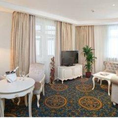 Гринвуд Отель 4* Люкс с различными типами кроватей фото 15