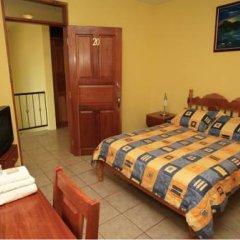Hotel Santa Ana Liberia Airport 2* Стандартный номер с различными типами кроватей