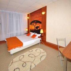 Гостиница Ананас Стандартный номер двуспальная кровать фото 5