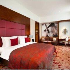 Отель Palais Hansen Kempinski Vienna 5* Номер Делюкс с различными типами кроватей фото 10