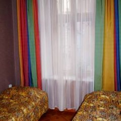 Sweet Home Hostel Стандартный номер с 2 отдельными кроватями (общая ванная комната) фото 3