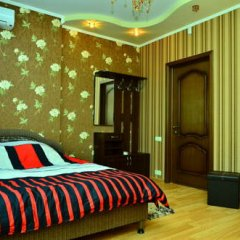 naDobu Hotel Poznyaki 2* Стандартный номер с различными типами кроватей фото 5