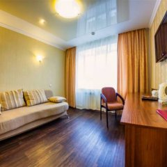Гостиница Аврора 3* Люкс с разными типами кроватей фото 27