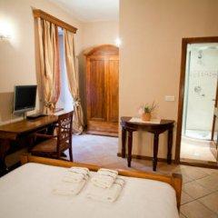 Отель Guest House Forza Lux 4* Стандартный номер с двуспальной кроватью фото 14