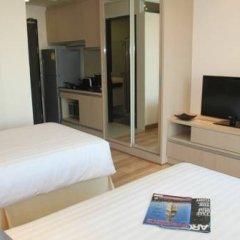 Отель Park Village Serviced Suites 4* Улучшенный номер фото 4