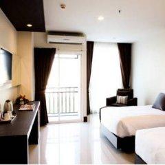 Отель Crystal Suites Suvarnabhumi Airport 3* Номер Делюкс фото 6
