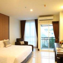 Отель Crystal Suites Suvarnabhumi Airport 3* Номер Премьер фото 7
