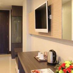 Отель Crystal Suites Suvarnabhumi Airport 3* Номер Делюкс фото 5