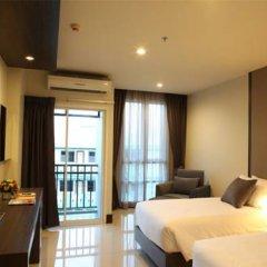 Отель Crystal Suites Suvarnabhumi Airport 3* Номер Премьер фото 8