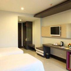 Отель Crystal Suites Suvarnabhumi Airport 3* Номер Премьер